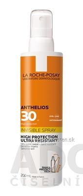 LA ROCHE-POSAY ANTHELIOS SHAKA SPRAY SPF30 sprej na opaľovanie 1x200 ml
