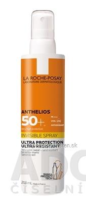 LA ROCHE-POSAY ANTHELIOS SHAKA SPRAY SPF50+ sprej na opaľovanie 1x200 ml
