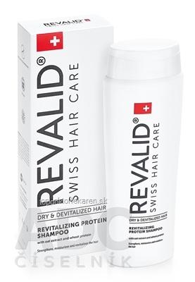Revalid SHAMPOO revitalizujúci šampón 1x250 ml