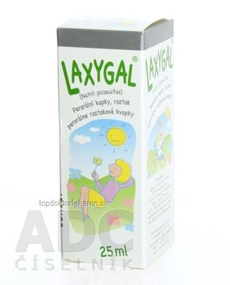 LAXYGAL gto por 7,5 mg/1 ml 1x25 ml