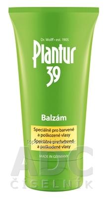 Plantur 39 Kofeínový balzam pre farbené vlasy 1x150 ml