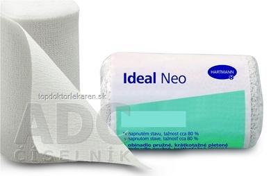 Ideal Neo ovínadlo pružné, krátkoťažné 14 cm x 5 m, nesterilné, 1x1 ks