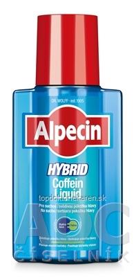 ALPECIN HYBRID Coffein Liquid kofeínové tonikum 1x200 ml