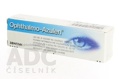 Ophthalmo-Azulen ung oph (tuba l) 1x5 g