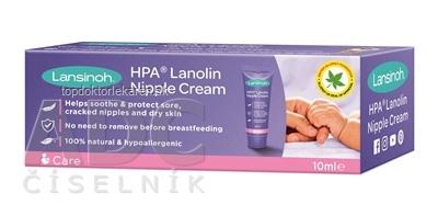 LANSINOH HPA LANOLIN krém 1x10 ml
