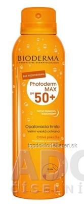 BIODERMA Photoderm Opaľovacia hmla SPF 50+ 1x150 ml