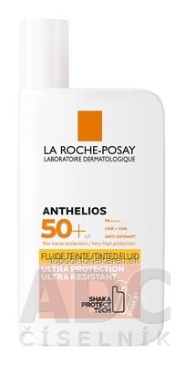 LA ROCHE-POSAY ANTHELIOS SHAKA FLUID SPF50+ ultrafluidný opaľovací krém (inov.2020) 1x50 ml