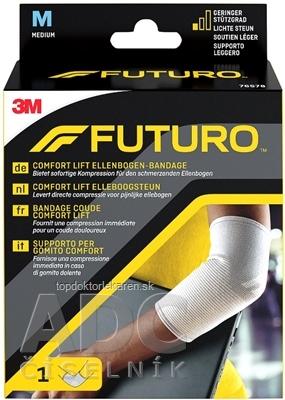 3M FUTURO Comfort bandáž na lakeť [SelP] veľkosť M, (76578) 1x1 ks