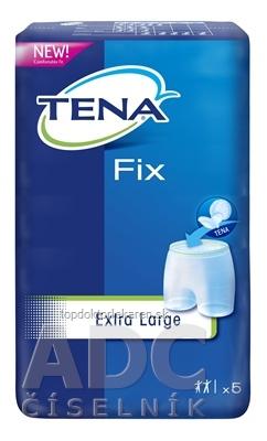 TENA FIX EXTRA LARGE INOV fixačné nohavičky 1x5 ks