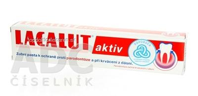 LACALUT AKTIV Zubná pasta 1x75 ml